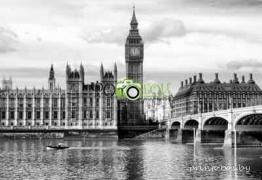 Картинки Черно-белые для фотообоев