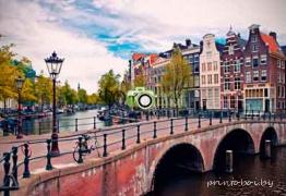 Картинки Мосты для фотообоев